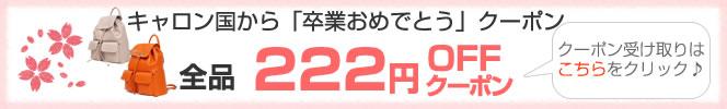キャロン国本店★250円オフクーポン
