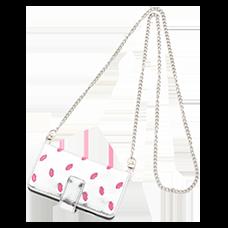 Casselini(キャセリーニ)モチーフ刺繍iphone8ケース
