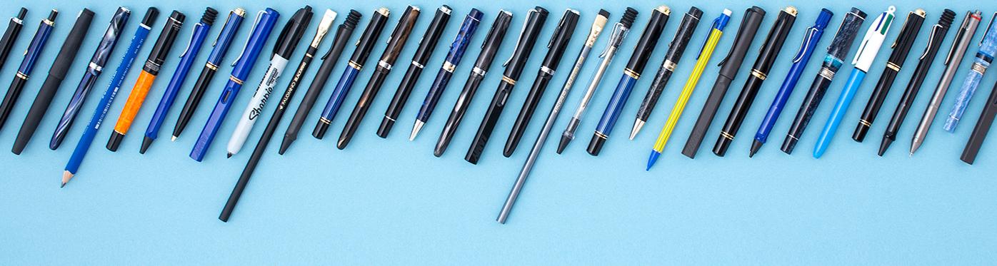 Pens & Fountain Pens ペン・万年筆