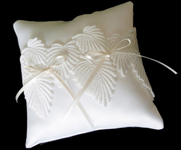リングピロー〔アイランド〕手作りキット|シンプルなのに存在感があるデザイン|結婚式演出の手作りアイテム専門店B.G.