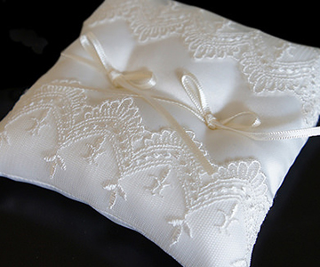 リングピロー〔ユリシス〕手作りキット|正統派デザインのリングピロー|結婚式演出の手作りアイテム専門店B.G.