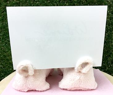 ウェルカムドール〔ミニミニぶーちゃん・ピンク〕手作りキット |装飾6|結婚式演出の手作りアイテム専門店B.G.