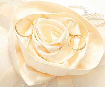 リングピロー〔スウィートローズ・ゴージャス〕手作りキット|大きな印象的な巻きバラ|結婚式演出の手作りアイテム専門店B.G.