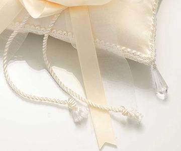 リングピロー〔スウィートローズ・ゴージャス〕手作りキット|豪華な装飾|結婚式演出の手作りアイテム専門店B.G.