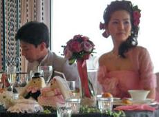 結婚式体験談|中村さんの体験談