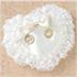 リングピロー〔洋風ハート〕手作りキット|石渡さんが使用した洋風リングピロー|結婚式演出の手作りアイテム専門店B.G.