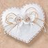 リングピロー〔和風ハート〕手作りキット 安さんご夫婦が使用した和装によく合うハートのリングピロー 結婚式演出の手作りアイテム専門店B.G.