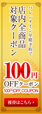 店内全商品対象100円クーポン
