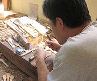 木製ベビースプーン